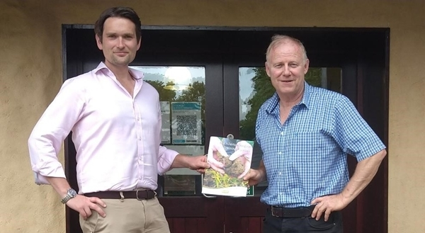 The GWCT Allerton Project announces Joe Stanley as the Head of Training and Partnerships